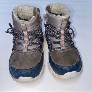Stride rite slip on toddler boots